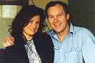 Jane Badler with John Fox
