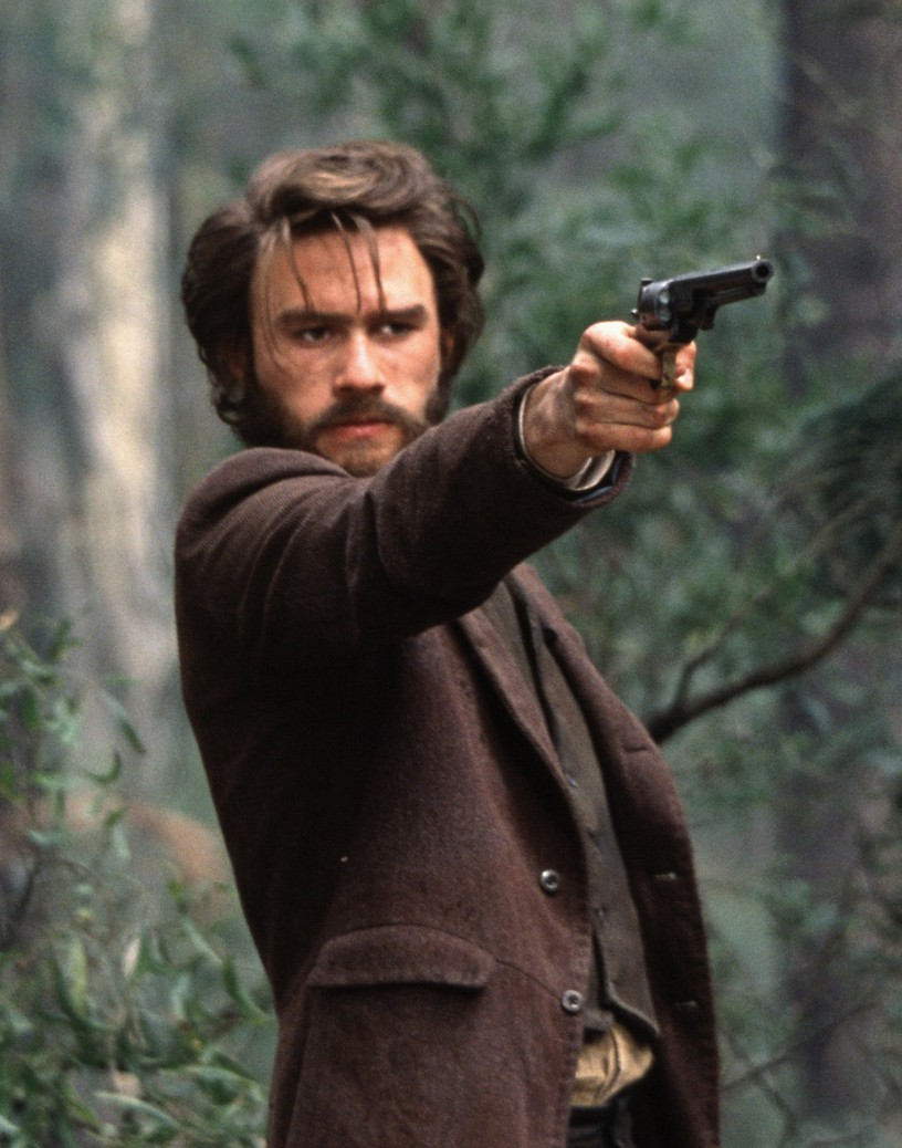 Heath Ledger as Ned Kelly